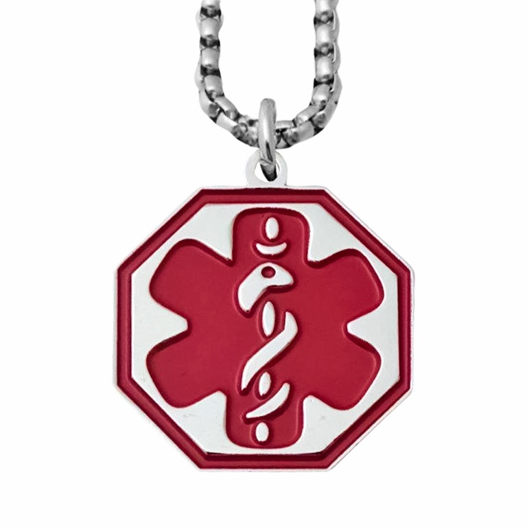Octagon emergency id