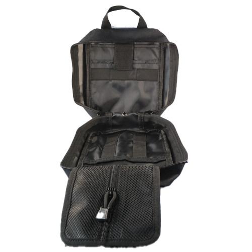Inside Emergency ID bag