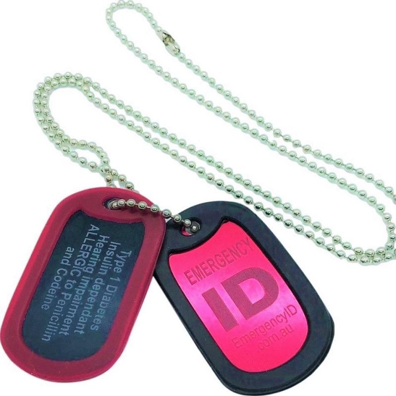 Emergency ID Australia medical alerts