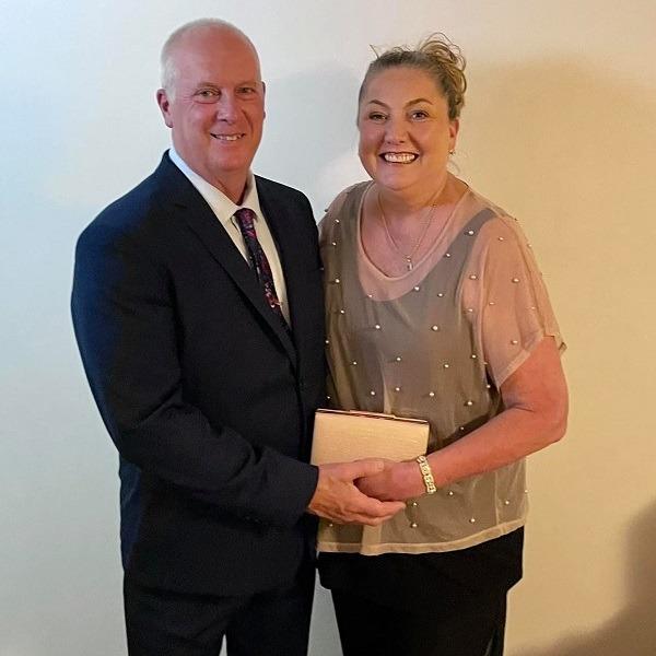 Nicole and Garry Graham Owners of Emergency ID Australia Multi Award Winners
