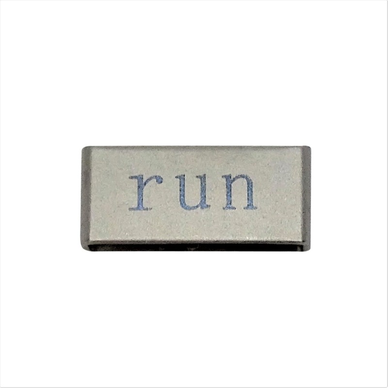 Run Emergency ID Slider
