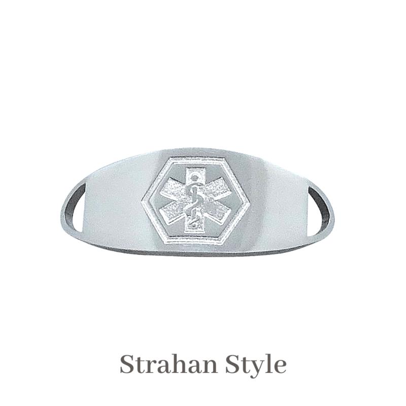 Strahan Style Medallion by Emergency ID Australia