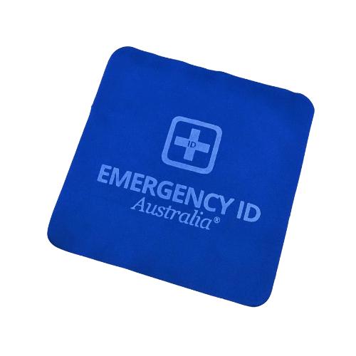 Jewellery Polishing Cloth Emergency ID Australia 1