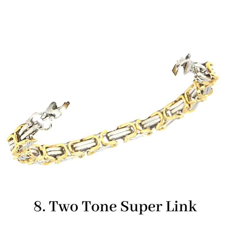 8. Two Tone Super Link Emergency ID Australia