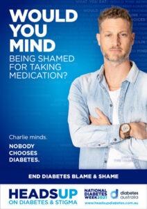 National Diabetes Week 11 – 17 July