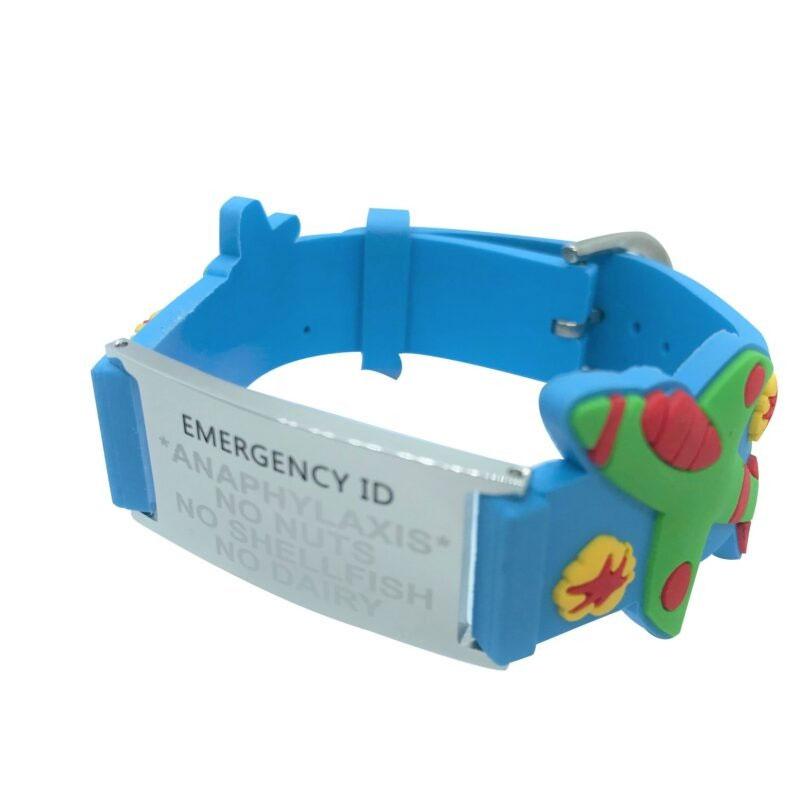 Emergency ID Childrens Bracelets