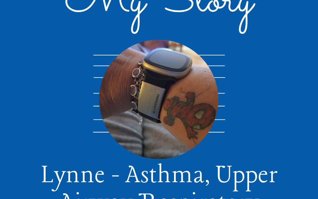 My Story by Lynne